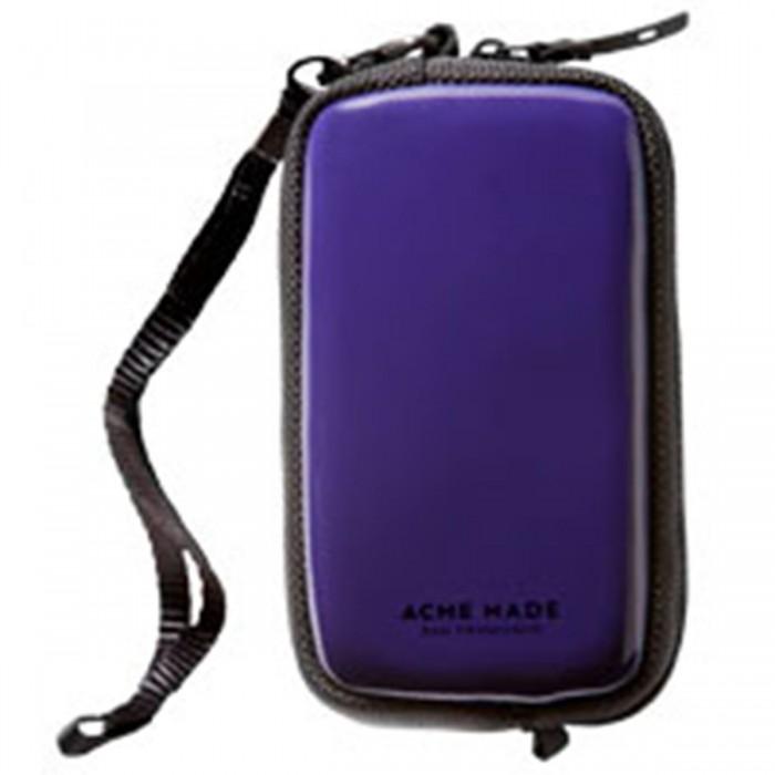Estojo Acme Made CMZ Pouch AM00913 - Estojo Rígido p/ câmera compacta, cor: Roxo