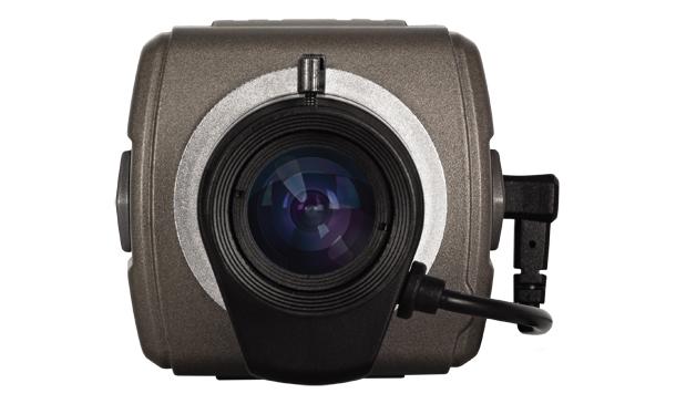 Câmera Intelbras Profissional VP 600 H S/ Lente