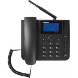 Telefone Celular De Mesa Intelbras Crc40 Gsm Quadband 850/900/1800/1900