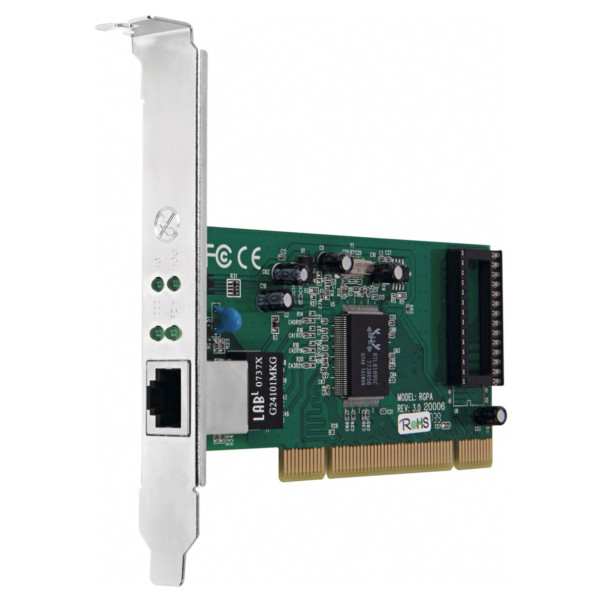 Placa de Rede Intelbras PEG132B Pci Gigabit Ethernet