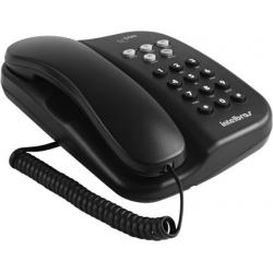 Telefone Intelbras TC500 PRETO