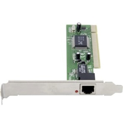 Placa de Rede Intelbras Pef132 Pci Fast Ethernet 10/100mbps