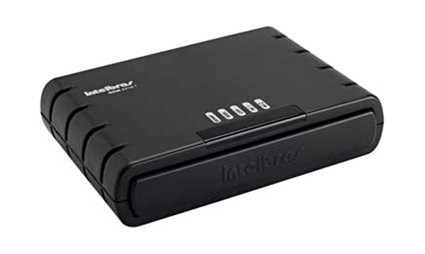 Adaptador Intelbras Analogico p/ Telefone Voip - ATA GKM 2210T - 2 Canais