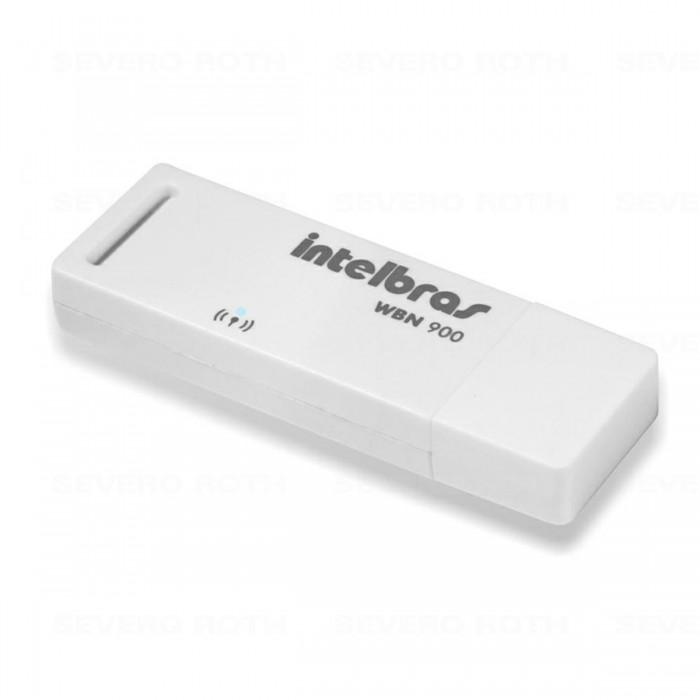 Adaptador USB Wireless Intelbras 150Mbps - WBN 900 (Cod: 6101)