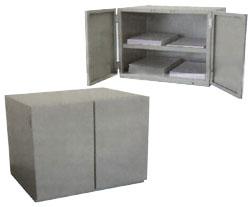 Desumidificador de Papel Larroyd Dry Paper A4 6000 fls c/ suporte Bivolt (Medidas Ext.: 580x610x430 mm)