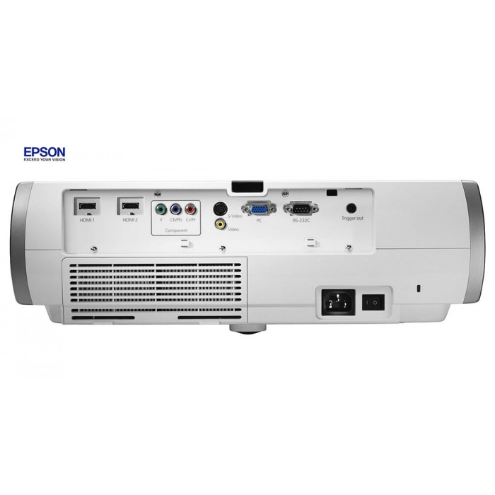 Projetor Epson Powerlite Home Cinema 8350 2000 ANSI Lumens - 1080p (1920 x 1080)
