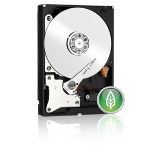 HD Interno Western Digital Green 1 TB SATA 3 - 7.200RPM WD10EARX