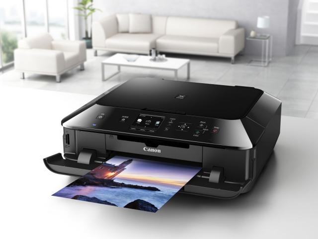 Cod 6159 - Multifuncional Canon Pixma MG5410 - Jato de Tinta, Colorida, Wi-Fi, Copiadora, Impressora e Scanner