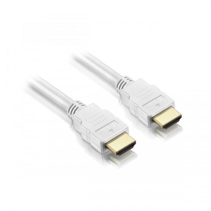 Cabo HDMI Branco Elgin 46RCHDMIB001 - 1,8 Metros