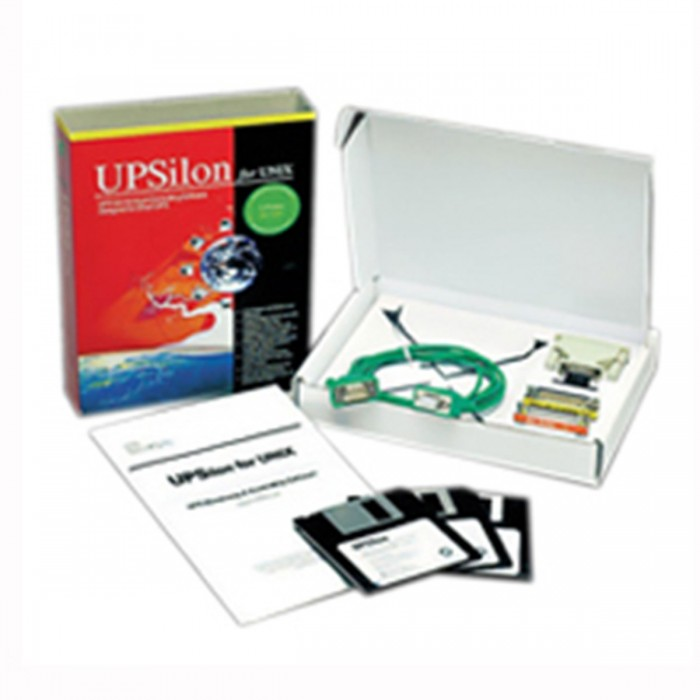 Kit Sms Int. Upsilon 2000 - Permite gerenciamento local ou remoto do nobreak
