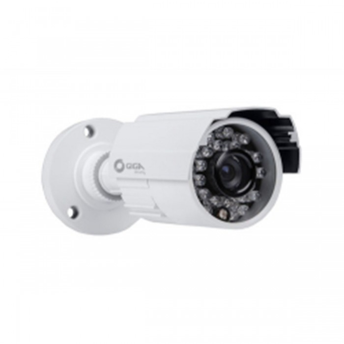 Câmera Giga Security IR Day Night Infra 1/3 - 15 MT Lente 3,6 MM GS1315SB