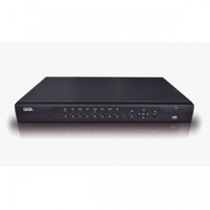 Gravador Digital de Áudio e Vídeo DVR Giga Security - 16 Canais GS 16480C