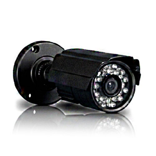 CAMERA SECURITY IR CANHÃO CHUMBO IP66 CCD 1/4