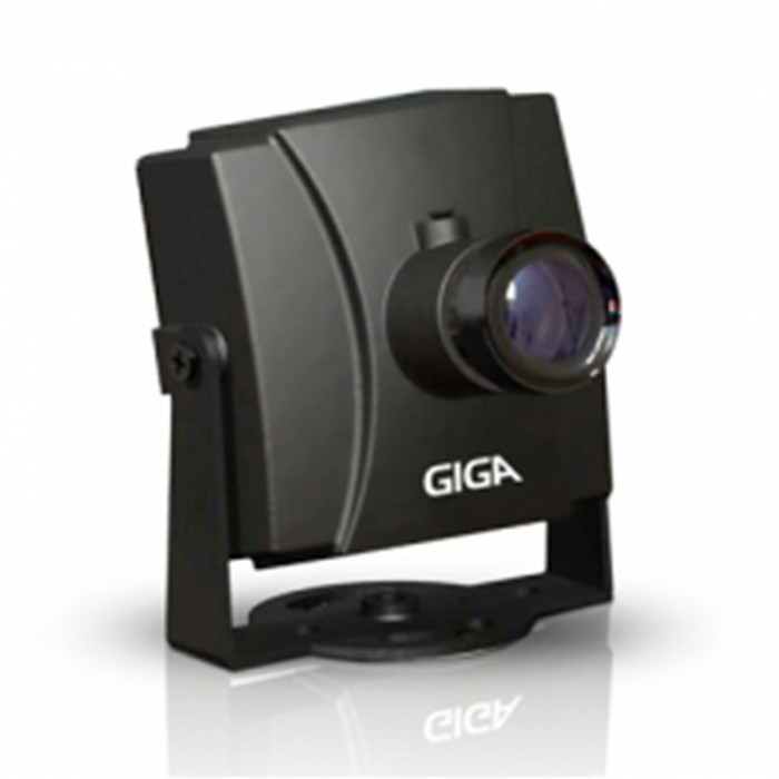 Mini Camera 100% Sony - Ccd 1/3 Sony Super Had II (0,01 Lux) - Giga Security