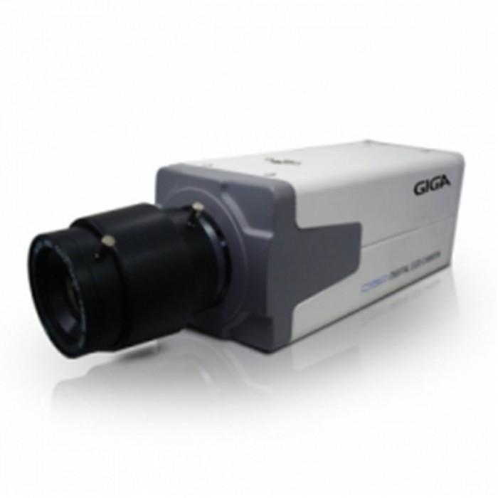 Câmera Profissional CCD 1/3 Sony Effio 700 TVL - C/ Lente - Giga Security