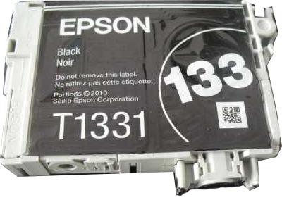 Cartucho de Tinta Preta Durabrite Ultra Epson Original T133120-BR p/ Stylus TX320F / TX420W (Cod: 6608)