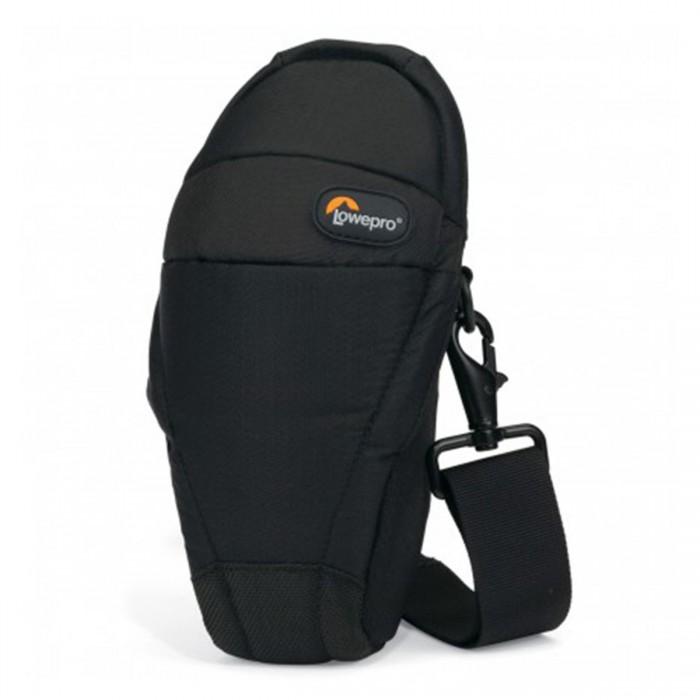Estojo Lowepro p/ Flash S&F Quick Flex Pouch 55AW - Canon 430EX / Nikon SB600