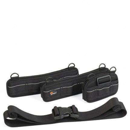 Cinto Lowepro S&F Light Utility Belt p/ estojos fotográficos