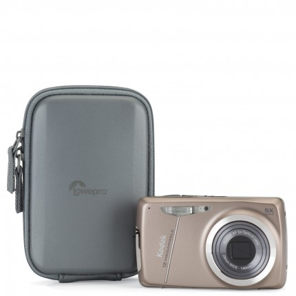 Estojo Rígido Lowepro para Câmera Compacta Volta 20 Prata