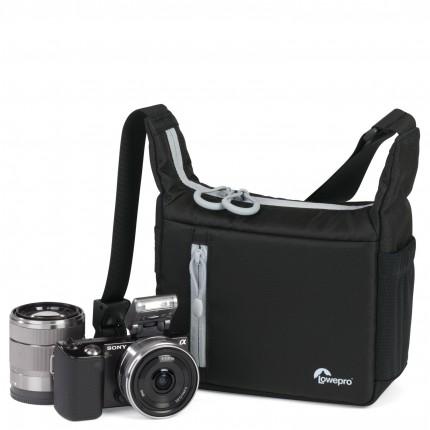 Bolsa Lowepro Streamline 100 - para câmera média e acessórios