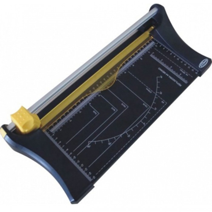 Refiladora Menno A/4 Compacta - Cap. de Corte: 10 folhas A/4 de 75 g