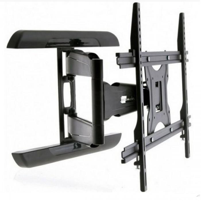 Suporte Loctek para TV de 32� a 55� LCD/Plasma/Led/3D PSW741L - Triarticulado, 4 Movimentos