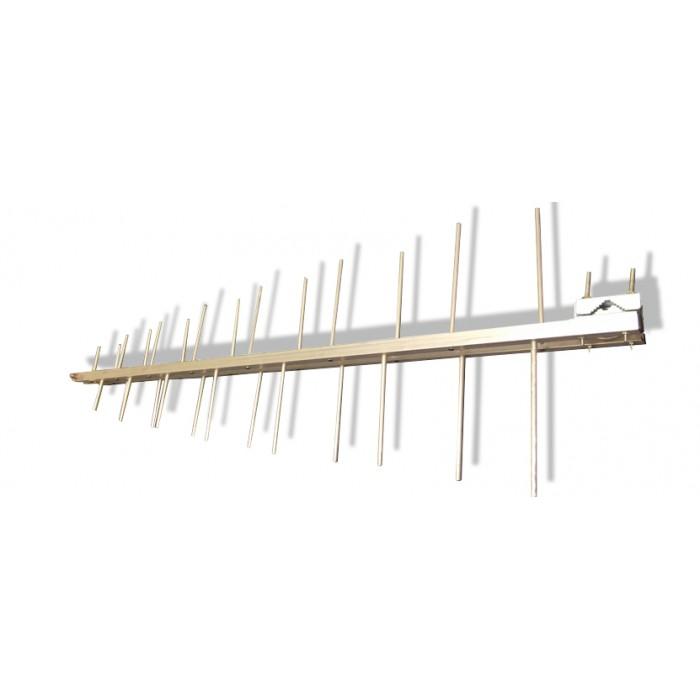 Antena UHF Prime Tech Log 14 Elementos (Cod: 6882)