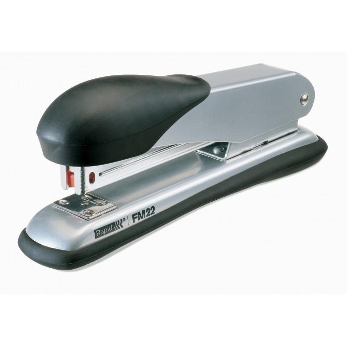 Grampeador Rapid FM22 - Cor: Prata, Grampeia até 20 folhas 14915