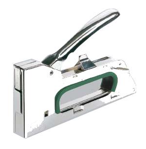 Grampeador Pistola Rapid R156 Com Trava de Segurança