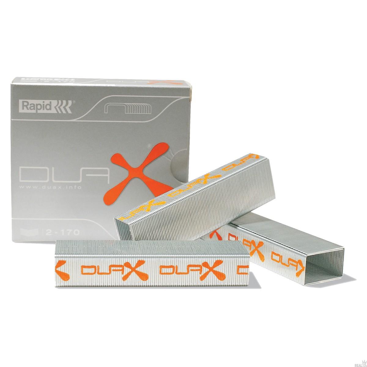 Grampos Rapid Duax - Caixa com 1000 grampos 14920