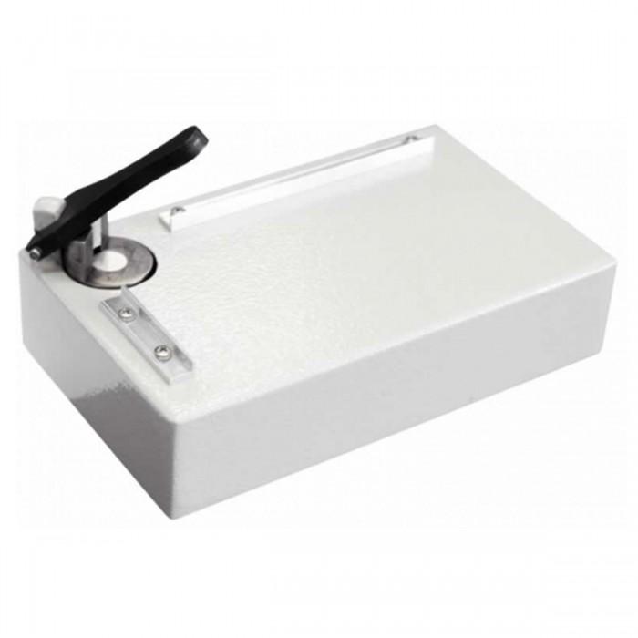 Canteadeira Simples para papel Menno - Utilizada para acabamento nos cantos, Capacidade 30 vias