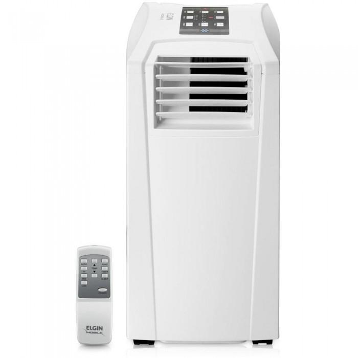 Ar Condicionado Portátil 9.000 Btus 220v 4 em 1 (Refrigera, Aquece, Ventila e Desumidifica) MAF9000 com Controle Remoto Quente/Frio - Elgin