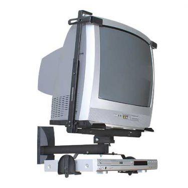Suporte para TV/DVD/VCR 14´ - 21´ SBR1.9 Prata - Brasforma