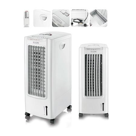 Climatizador de Ar Elgin FCE 75 7.5L Resfria, Ventila, Umidifica e Purifica o Ar 220V