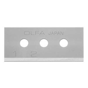 Estojo de L�minas Olfa SKB-10/10B - 10 unidades