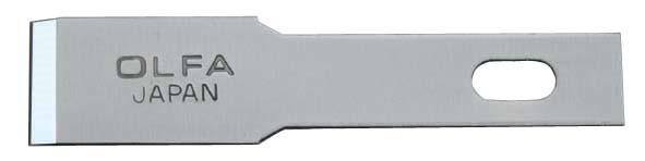 Estojo de Lâminas para Estilete Olfa KB4-F/5 - 5 unidades