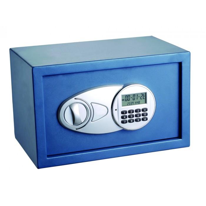 (FORA DE LINHA) Cofre Safewell Eletrônico com tela LED 23EID