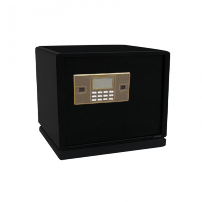 Cofre Antirroubo Safewell 26BDA - Medidas Externas (AxCxP): 260x375x250mm, Capacidade: 19L, Senha: 3 a 8 dígitos