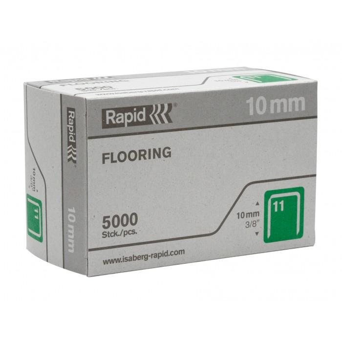 Grampos Rapid Nº11 (10mm) - Caixa com 5 mil 61590