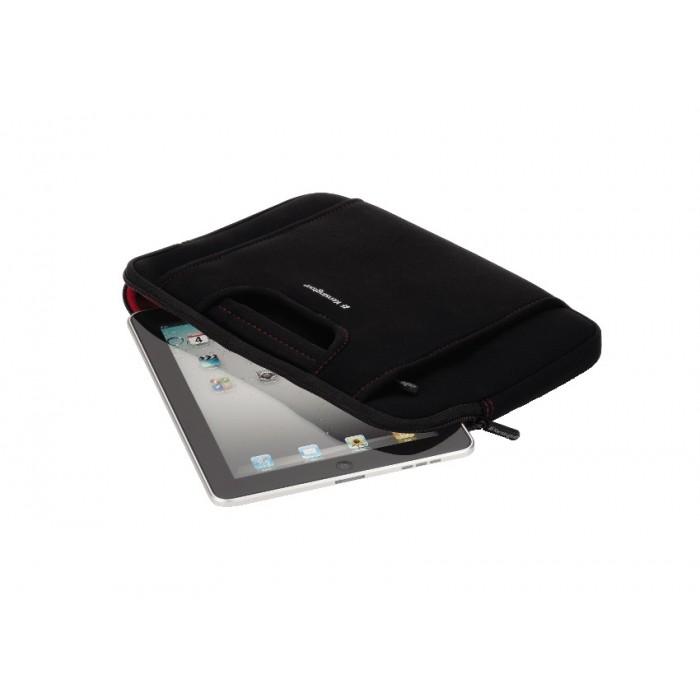 Capa Protetora para Tablet Kensington - Preto/Vermelho