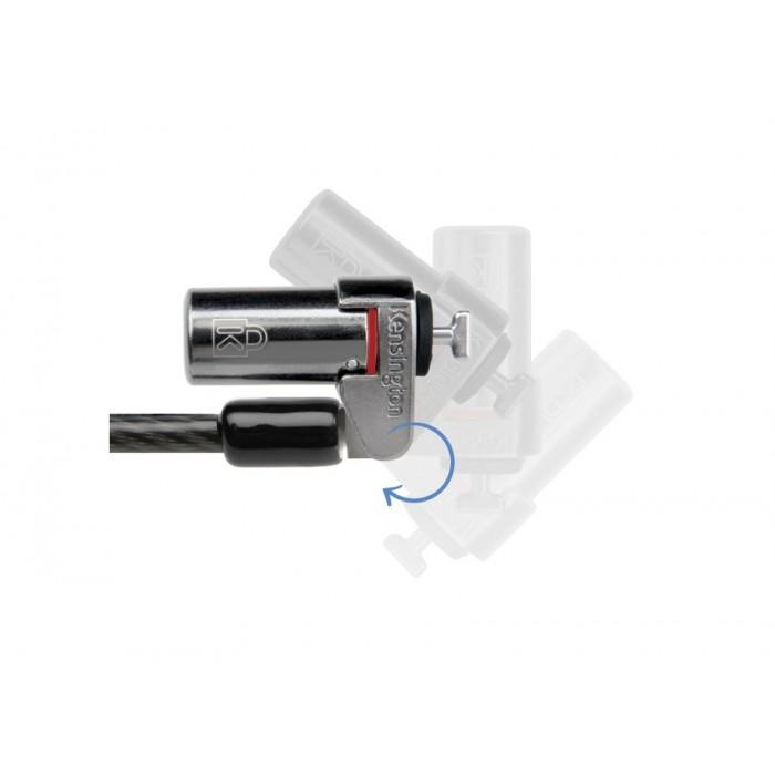 Trava Ultrafina com cadeado MicroSaver - Kensington