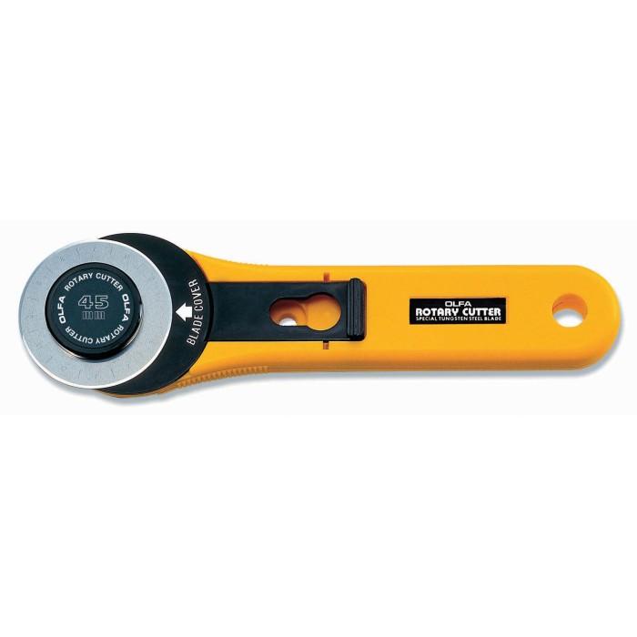 Cortador Rotativo RTY-2/G Olfa - com lâmina de 45 mm 14742