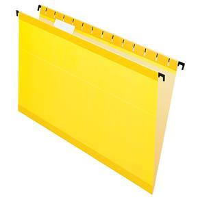 Pasta Suspensa Surehook Amarelo Esselte (20 unidades)