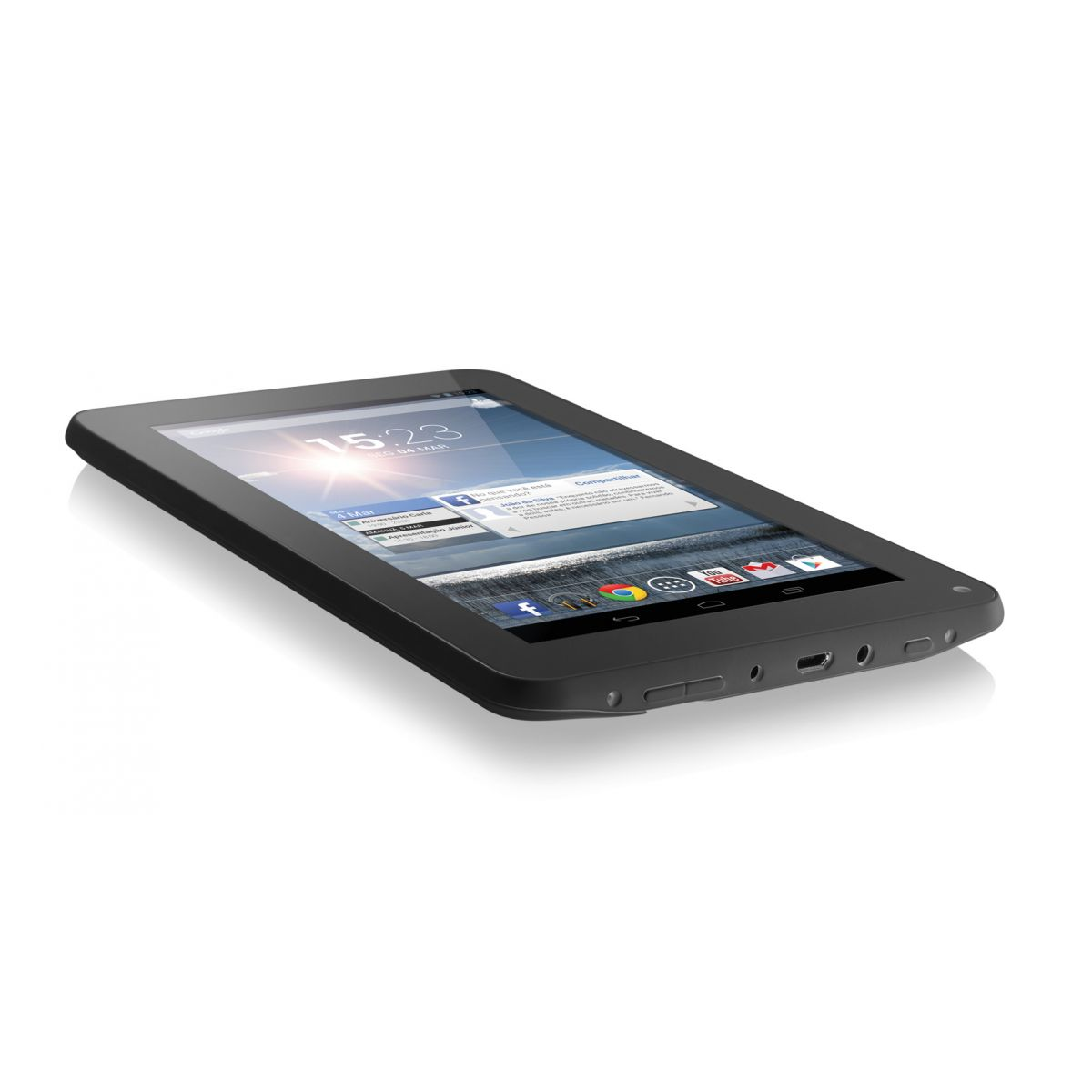 Tablet Multilaser M7S NB116 Dual Core, 8GB, Android 4.2