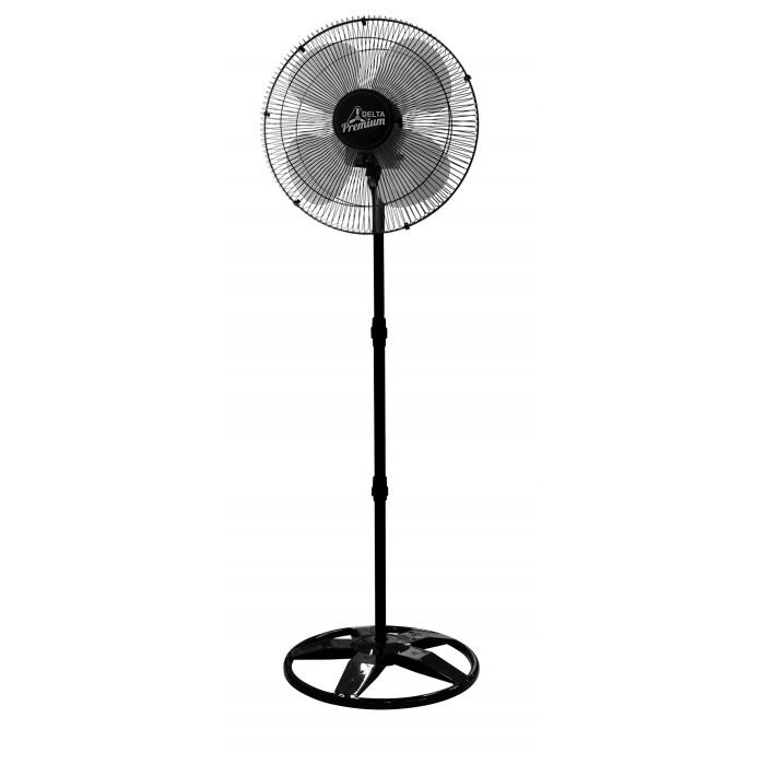 Ventilador de Coluna Venti Delta Premium Preto 50cm Bivolt