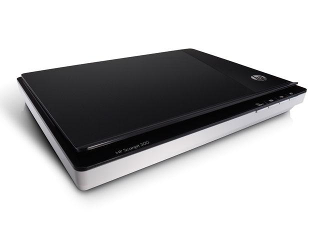 Scanner HP SJ300