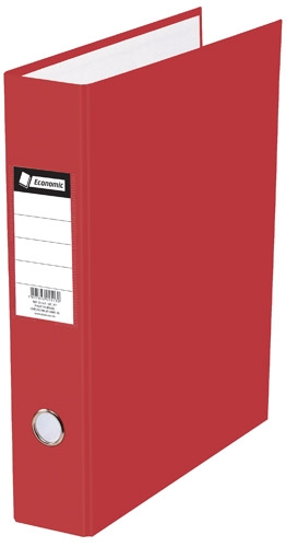 Registrador AZ LL Of Economic Chies vermelho Tam.: 28,5 x 34,5 x 8,0 cm - Ref.: 2809-4