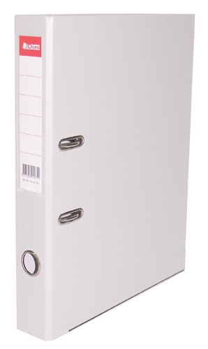 Registrador A-Z LE Of Classic Chies Branco Tamanho: 28,5 x 34,5 x 5,3 cm - Ref.: 1114-0