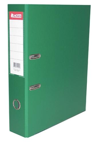 Registrador A-Z LL A4 Classic Chies Verde Tamanho: 28,5 x 31,5 x 7,3 cm - Ref.:1089-1