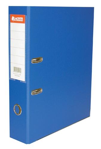 Registrador A-Z LL A4 Classic Chies Azul Royal Tamanho: 28,5 x 31,5 x 7,3 cm - Ref.:1126-3
